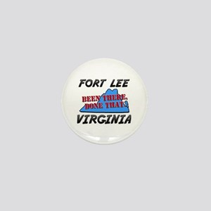 fort lee virginia - been there, done that Mini But