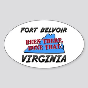 fort belvoir virginia - been there, done that Stic