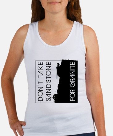 Sandstone for Granite Women's Tank Top
