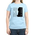 Sandstone for Granite Women's Light T-Shirt