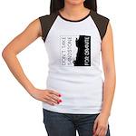 Sandstone for Granite Women's Cap Sleeve T-Shirt