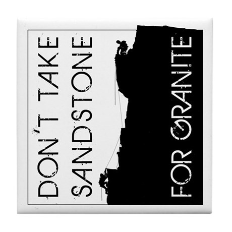 Sandstone for Granite Tile Coaster