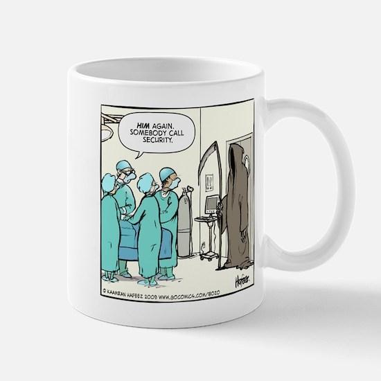 Death in the OR Mug
