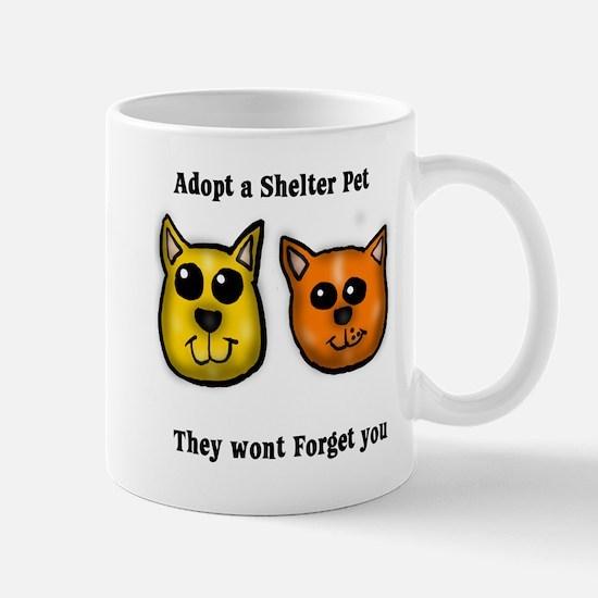 Shelter Pets Mug