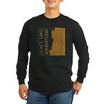 Sandstone for Granite Long Sleeve Dark T-Shirt