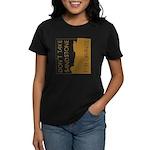 Sandstone for Granite Women's Dark T-Shirt