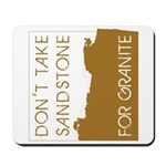 Sandstone for Granite Mousepad