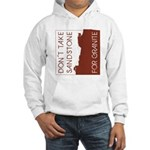 Sandstone for Granite Hooded Sweatshirt