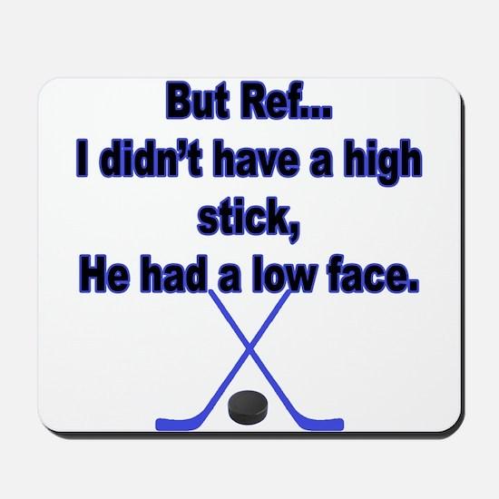 But Ref... Mousepad