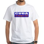 Change 1959 White T-Shirt