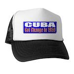 Change 1959 Trucker Hat
