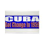Change 1959 Rectangle Magnet (100 pack)