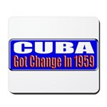 Change 1959 Mousepad