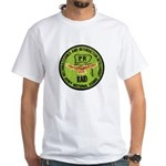 Army National Guard RAID White T-Shirt