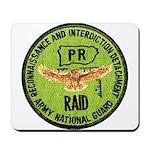 Army National Guard RAID Mousepad