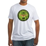 Army National Guard RAID Fitted T-Shirt