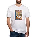 Osiris,Pharoah,Horus Fitted T-Shirt