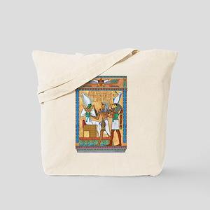 Osiris,Pharoah,Horus Tote Bag