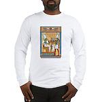 Osiris,Pharoah,Horus Long Sleeve T-Shirt