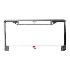 EMOtive hardCORE License Plate Frame