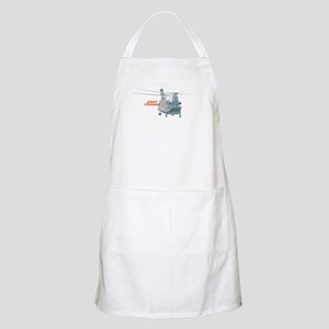 Chinook Helicopter BBQ Apron