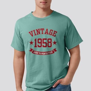1958 Vintage Aged to Perfection T-Shirt