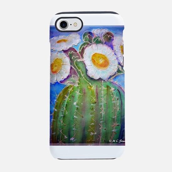 Saguao cactus! Southwest art! iPhone 7 Tough Case