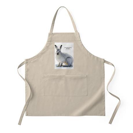 Snowshoe Hare BBQ Apron