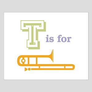 Tis for Trombone Small Poster