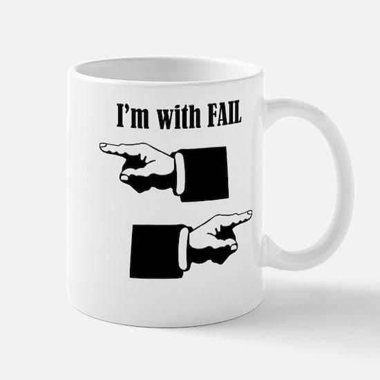 Double Failure Mug