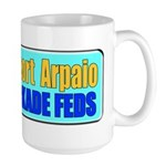 Sheriff Joe Large Mug