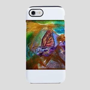 Monarch Butterfly! Nature art! iPhone 7 Tough Case