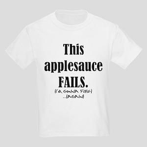 Fail for Babies Kids Light T-Shirt