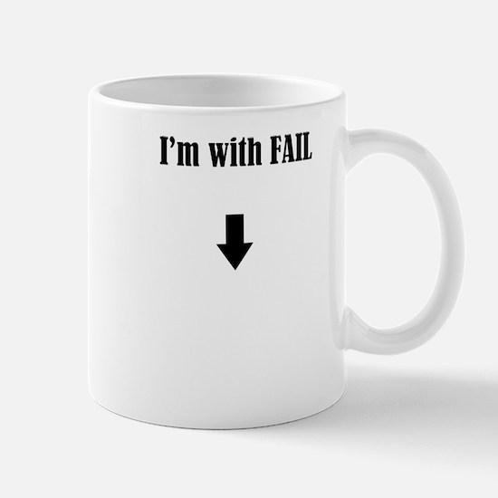 Fail for New Moms Mug