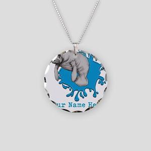 Mantee Art Necklace