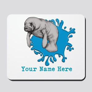 Mantee Art Mousepad