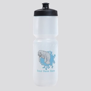 Mantee Art Sports Bottle