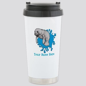 Mantee Art Travel Mug
