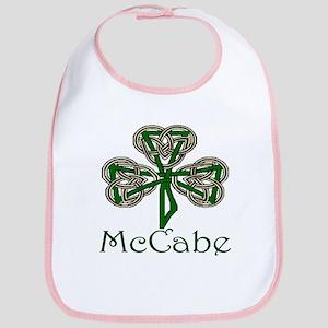 McCabe Shamrock Bib