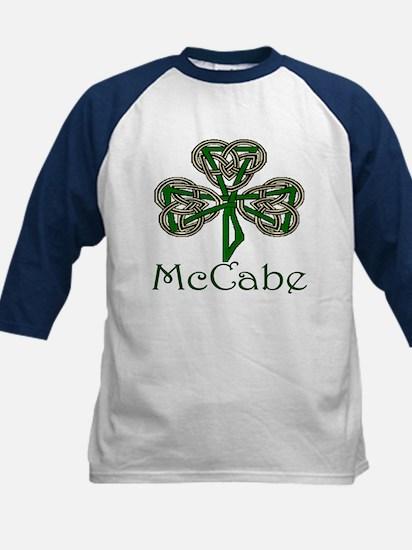 McCabe Shamrock Kids Baseball Jersey