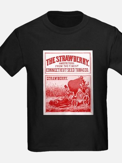 Funny Cartoon strawberry T