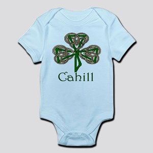 Cahill Shamrock Infant Bodysuit