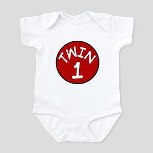 Twin 1 Infant Creeper