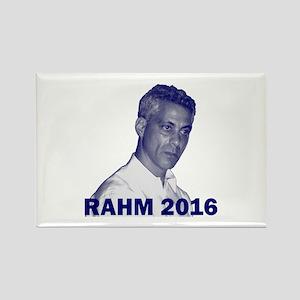 Rahm Emanuel: RAHM 2016 - Rectangle Magnet