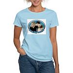 Women's Light Shalom Salaam T-Shirt