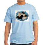 Men's Light Shalom Salaam T-Shirt