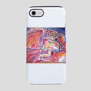 Fiesta dancer! art! iPhone 7 Tough Case