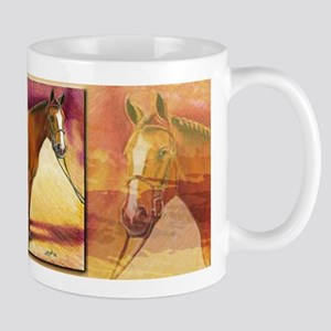 Colorful Hunter Jumper Mug
