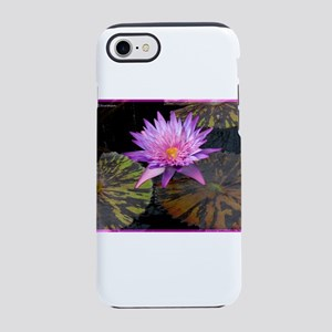 Waterlily! Beautiful photo! iPhone 7 Tough Case