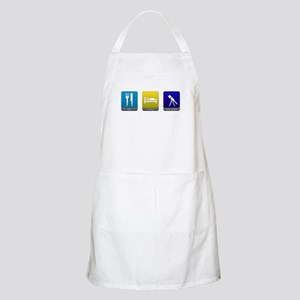 Eat, Sleep, Stargaze BBQ Apron